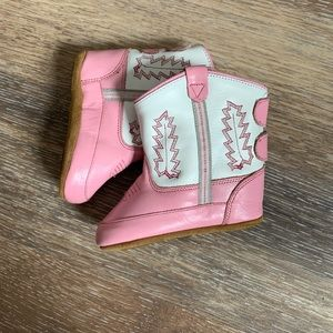 Old West Baby/Toddler soft cowboy boots